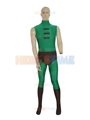 DC Comics Green Arrow Powerful Men Superhero Costume