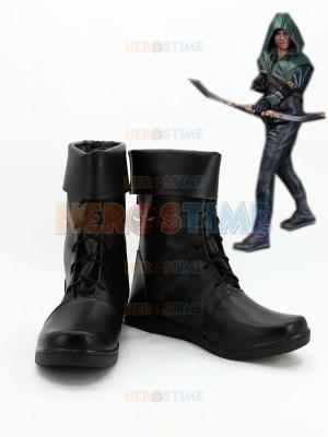 DC Comics Green Arrow Superhero Boots