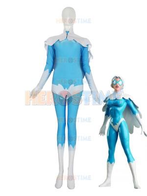 DC Comics Hawk And Dove Spandex Female Dove Superheroes Costume