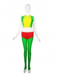 DC Comics Hawkgirl Spandex Superhero Costume