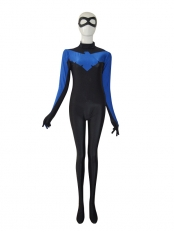 2014 New Style Custom Nightwing Costume