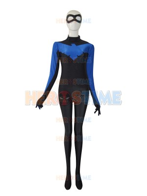 2014 New Style Custom Nightwing Costume