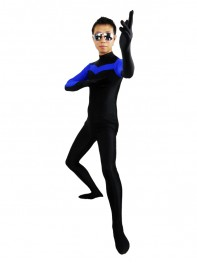 DC Comics Nightwing Spandex Superhero Costume
