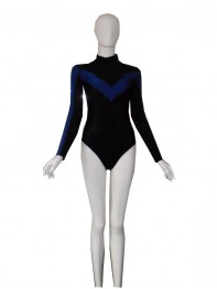 Nightwing Leotard Style Spandex Superhero Costume