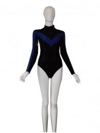 Nightwing Leotard Style Spandex Superhero Costume