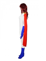 DC Comics Power Girl Spandex Superhero Costume