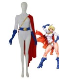 Powergirl DC Comics Custom Superhero Costume