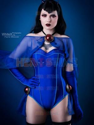 Bombshells Raven Costume DC Bombshells Rachel Roth Costume