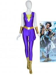 Darla Dudley Suit Shazam Family Cosplay Costume