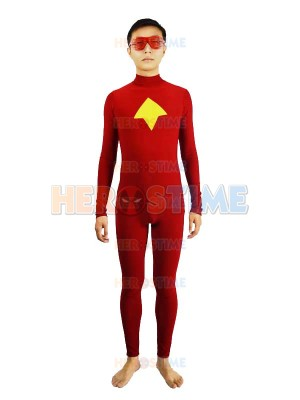 DC Comics Speedy Mia Dearden Superhero Costume