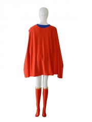 New Supergirl DC Comics Female Superhero Costume