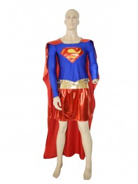 Supergirl DC Comics Two-pieces Superhero Costume