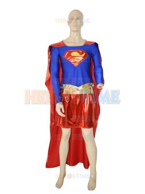 Supergirl DC Comics Two-pieces Superhero Costume