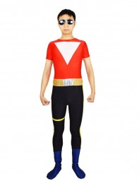 DC Comics Tom Strong Spandex Superhero Costume