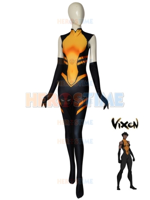 Vixen Superhero Costume Mari Macabe Adult Kids Halloween Costume