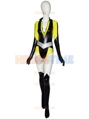 Silk Costume Spectre from Watchmen Cosplay Costume