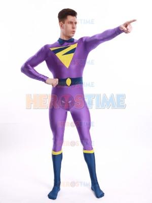 The Wonder Twins Zan Costume
