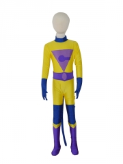 Gleek Super Friends Wonder Twins Superhero Costume