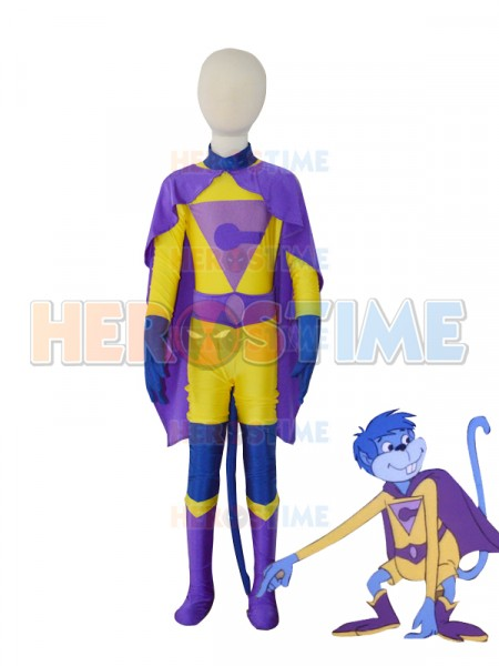 Gleek Super Friends Wonder Twins Superhero Costume