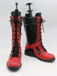 2017 Newest Deadpool Superhero Cosplay Boots