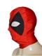 2014 Black & Red Sector Eyes Deadpool Hood