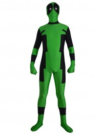 New Green Deadpool Costume