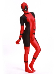 2014 Lady Deadpool Costume