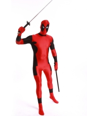 Newest Strong Deadpool Costume
