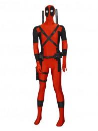 Marvel Comics Deadpool Superhero Cosplay Accessories Full Set 2
