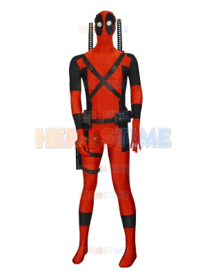 Marvel Comics Deadpool Superhero Cosplay Accessories Full Set 2