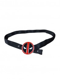 Deadpool Superhero Cosplay Belt