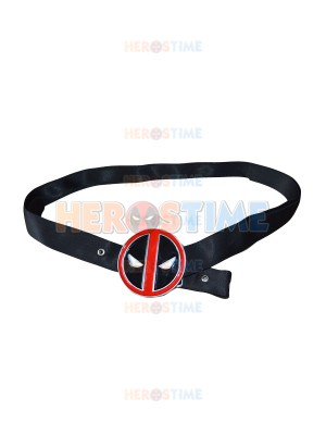 Marvel Comics Deadpool Superhero Cosplay Belt