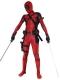 Movie Deadpool Costume 3D Printed Cosplay Suit