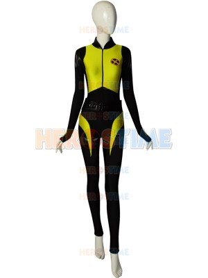 Negasonic Teenage Warhead Deadpool 2 Spandex V2 Superhero Costume