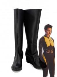 Negasonic Teenage Warhead Cosplay Deadpool 2 Superhero Boots