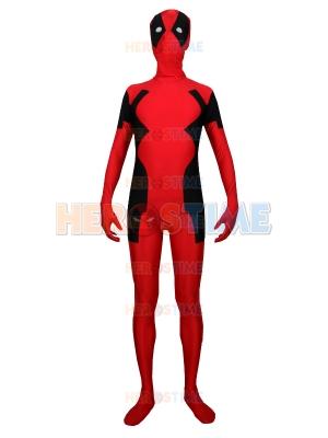 Newest Style Deadpool Spandex Deadpool Costume