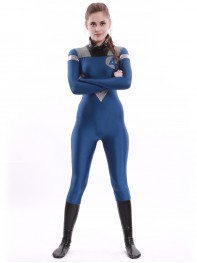 Fantastic Four Invisible Woman Costume