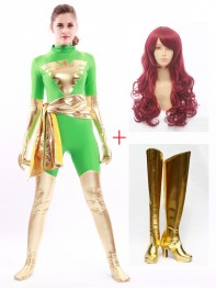 X-Men Dark Phoenix Cosplay Full Set