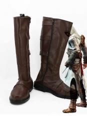 Assassins Creed Cosplay Altair Ibn-La'Ahad Cosplay Boots