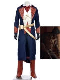 Assassin's Creed Rogue Arno Victor Dorian Mens Cosplay Costume