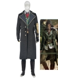 Assassin's Creed Syndicate Mens Deluxe Cosplay Costume