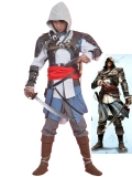 Assassins creed Edward James Kenway Cosplay Costume