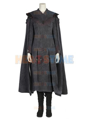 Game of Thrones Suit Daenerys Cosplay Costume