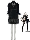 NieR Automata 2B Suit Cosplay Costume