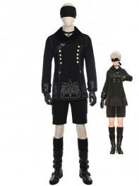 NieR Automata 9S Suit Cosplay Costume