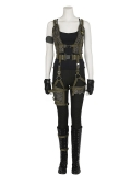 Resident Evil: The Final Chapter Alice Female Cosplay Costume