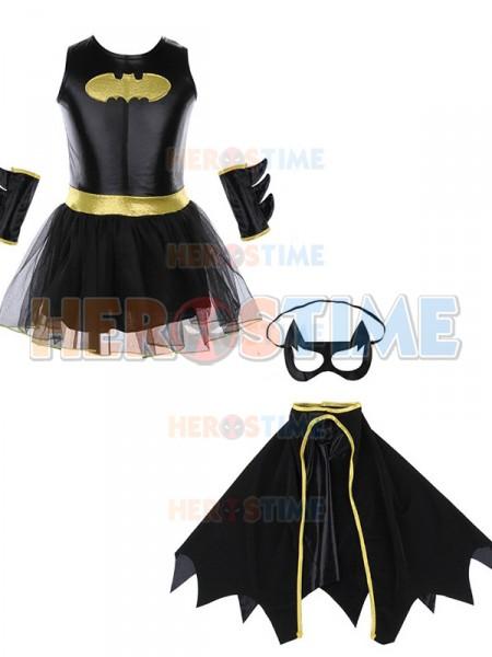 ... Kids Batgirl Cosplay Halloween Costume  sc 1 st  Herostime.com & Kids Batgirl Batgirl Cosplay Halloween Costume