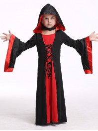 Vampire Girls Fancy Dress Kids Vampire Cosplay Halloween Costume