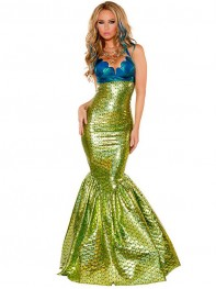 Disney The Little Mermaid Ariel Adult Women Halloween Costume