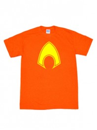 Aquaman Symbol DC Comics Superhero T-shirt